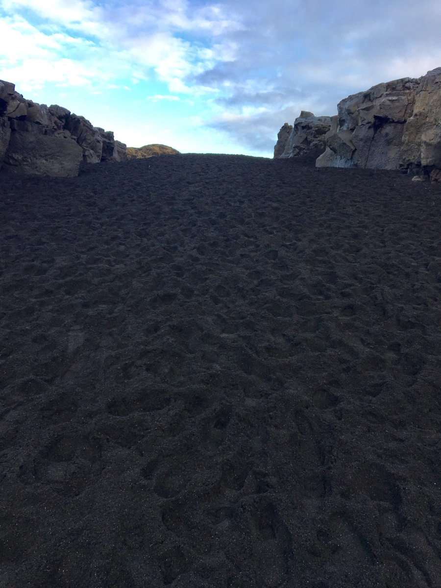 I'm so behind on my #tectonic plates #Iceland